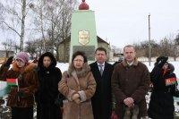 Сотрудники посольства Республики Казахстан почтили память героя-земляка