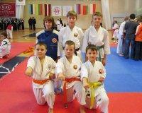 Белорусские каратисты на соревнованиях в Литве заняли пятое место