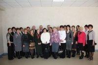 О весне, любви, красоте говорилось на встрече руководства района с лучшими женщинами