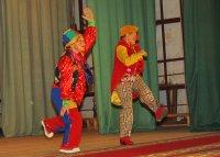 Маленькие артисты дали в Зельве большое представление