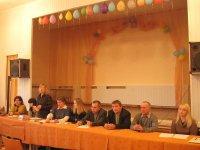 Специалисты организаций района провели встречу с выпускниками школ Зельвенского района