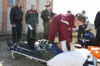 В Зельвенском районе прошли комплексные тактические учения формирований гражданской обороны по ликвидации последствий чрезвычайных ситуаций