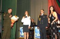 В Зельве состоялось выступление эстрадного духового оркестра управления внутренних дел Гродненского облисполкома