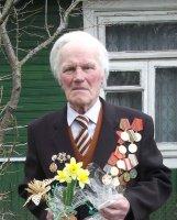 Ветеран Великой Отечественной войны Иван Якуш из д.Деречин отметил 93 день рождения