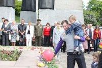 День Победы в Зельве