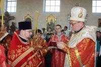 Зельву посетил епископ Гродненский и Волковысский Артемий.