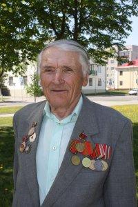 Поздравляем бывшего сотрудника редакции газеты «Праца» Николая Селявко с юбилеем!