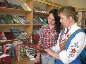 Праздник белорусской литературы прошел в Зельвенской ЦРБ