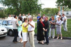 В Зельве организовали праздник двора