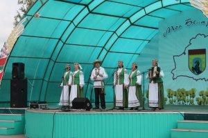 День Независимости отметили в Зельве