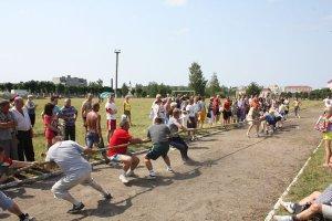 В Зельве прошёл большой спортивный праздник