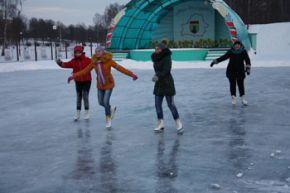 Лед зовет!